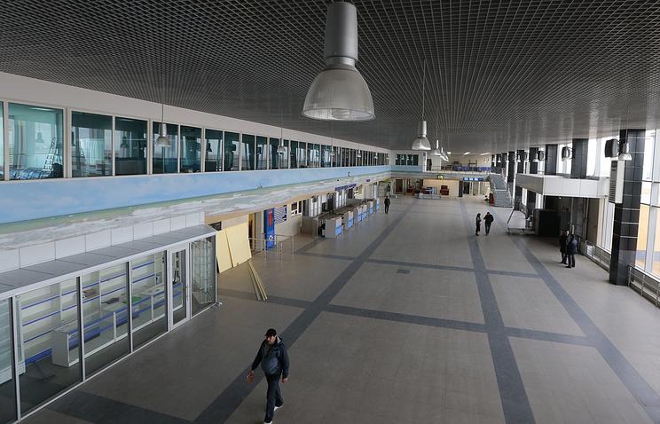 Реконструкция аэропорта в Махачкале