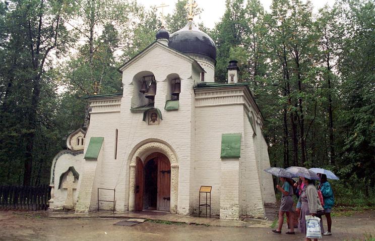 Церковь Спаса Нерукотворного, архивное фото