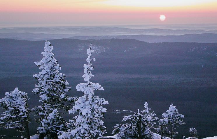 Национальный природный парк Таганай на Южном Урале