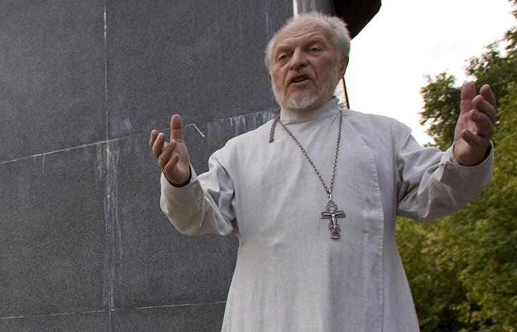 Глеб Якунин. 2007 год
