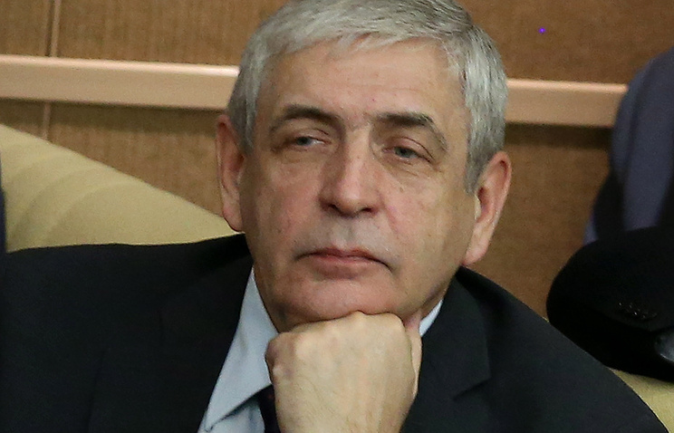 Заместитель министра финансов РФ Сергей Шаталов