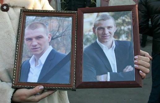 Фотографии погибшего боксера Климова