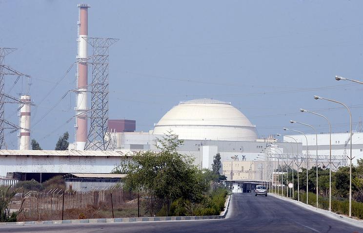 Бушерская АЭС. Иран