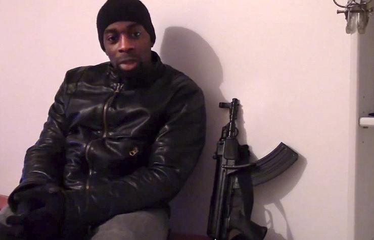 Террорист Амеди Кулибали
