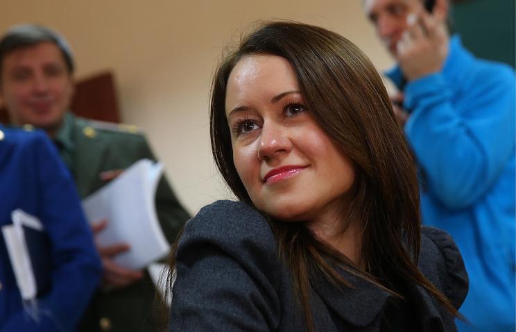 Лариса Егорина