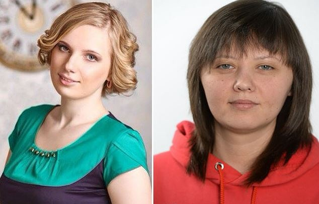Корреспондент Елизавета Храмцова и оператор Наталья Калышева
