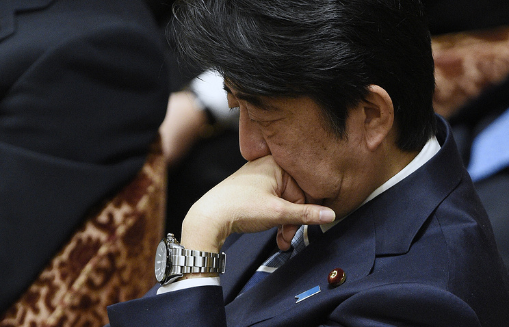 Синдзо Абэ