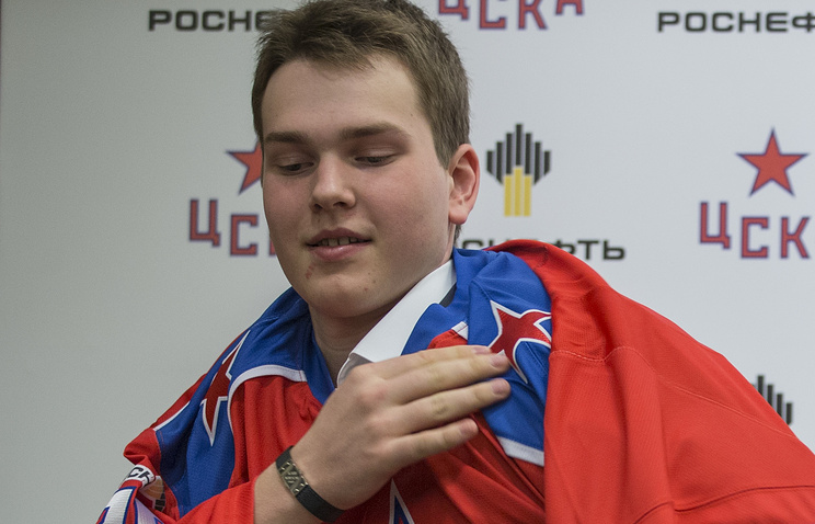 Максим Третьяк
