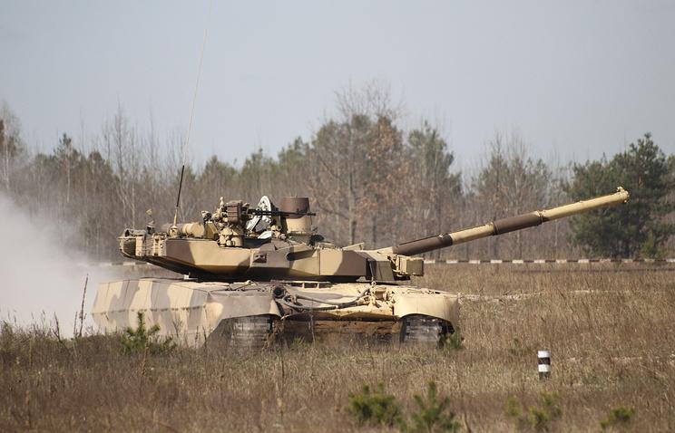 """Танк Т-84 """"Оплот"""" ВСУ"""