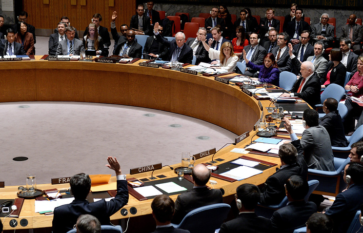 Заседание Совбеза ООН по ситуации с правами человека, 22 декабря 2014 года