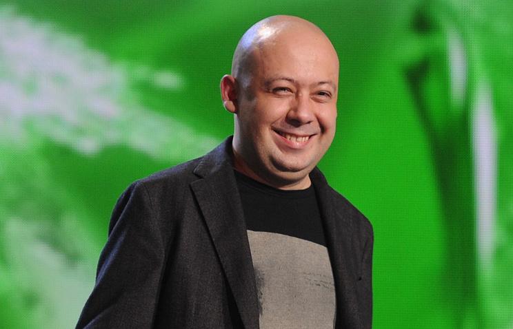 кинорежиссер Алексей Герман-младший