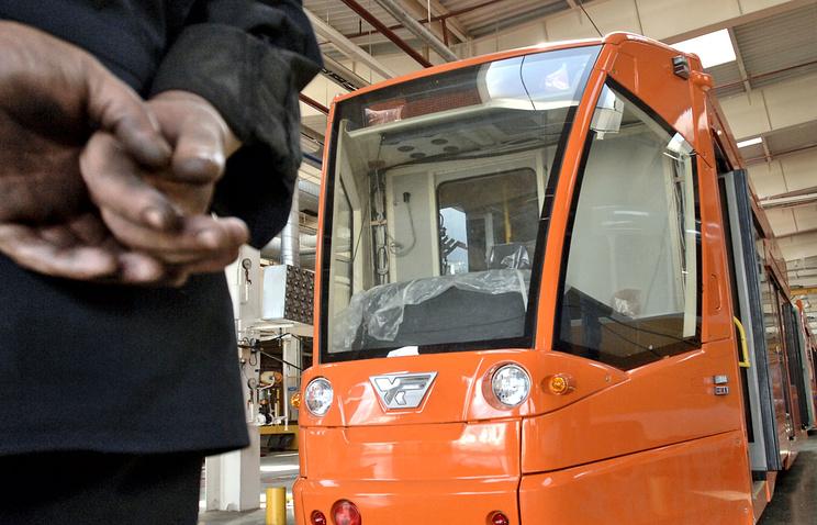 Трамвай Усть-Катавского вагоностроительного завода
