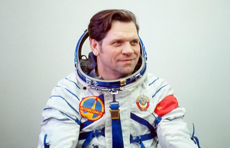 Космонавт Алексей Губарев, 1978 год