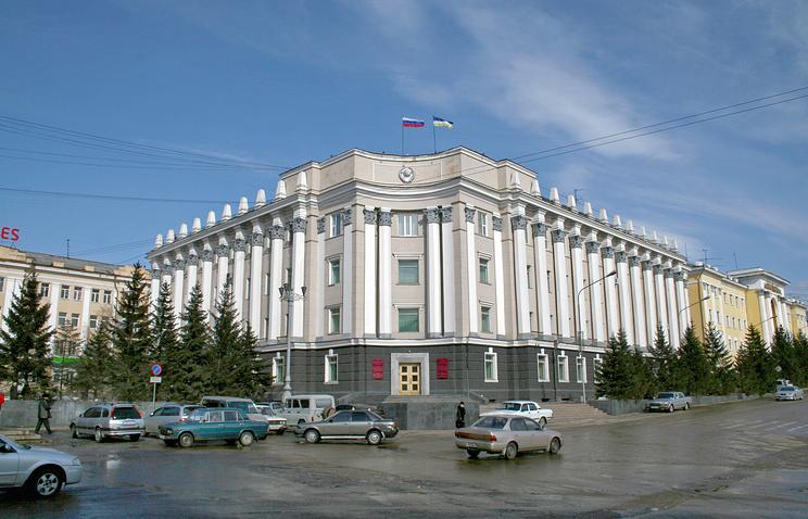 Здание Народного Хурала Республики Бурятия (Законодательное собрание)