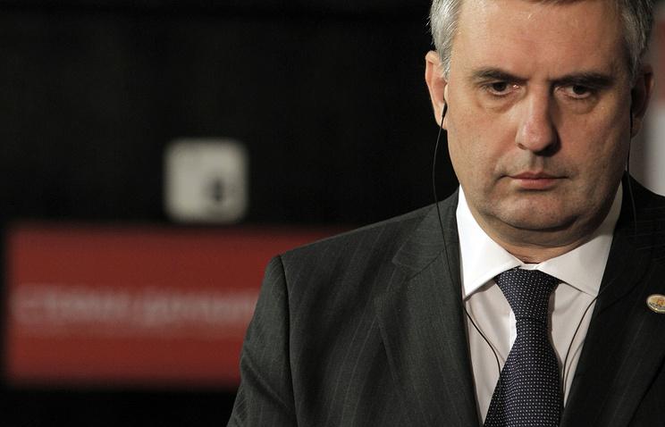 Вице-премьер Болгарии Ивайло Калфин
