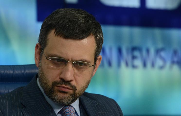 Председатель Синодального информационного отдела Московского патриархата Владимир Легойда