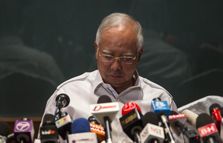 Премьер-министр Малайзии Наджиб Тун Разак