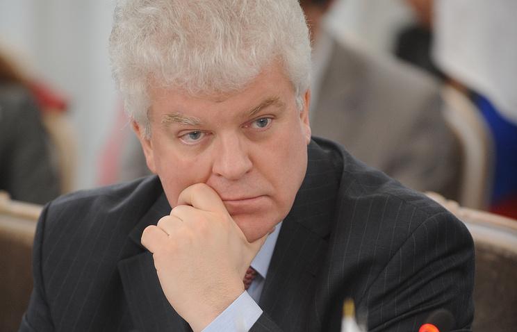 Представитель России при ЕС Владимир Чижов