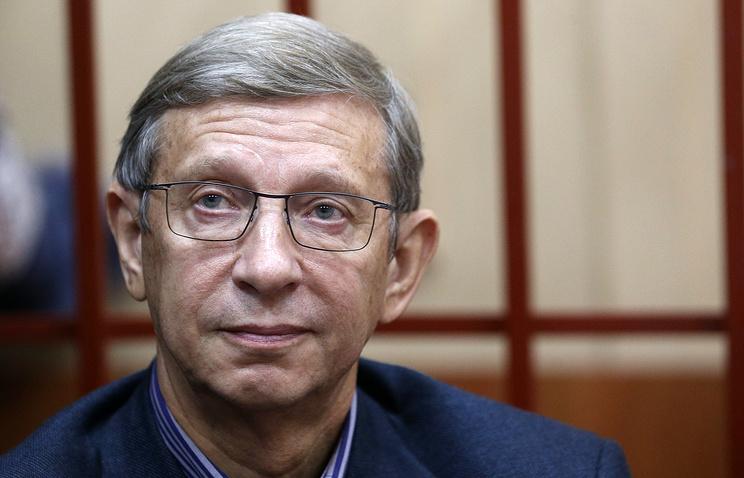 Владимир Евтушенков на заседании Басманного суда