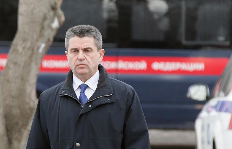 Представитель Следственного комитета РФ Владимир Маркин