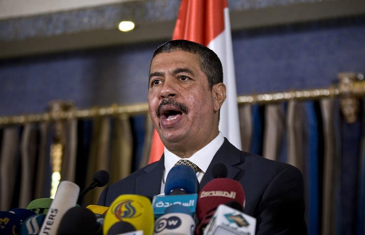 Премьер-министр Йемена Халед Махфуз Бахах
