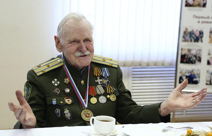 Михаил Резепин