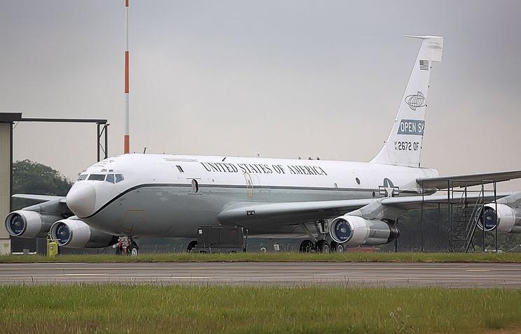 Самолет наблюдения ОС-135В