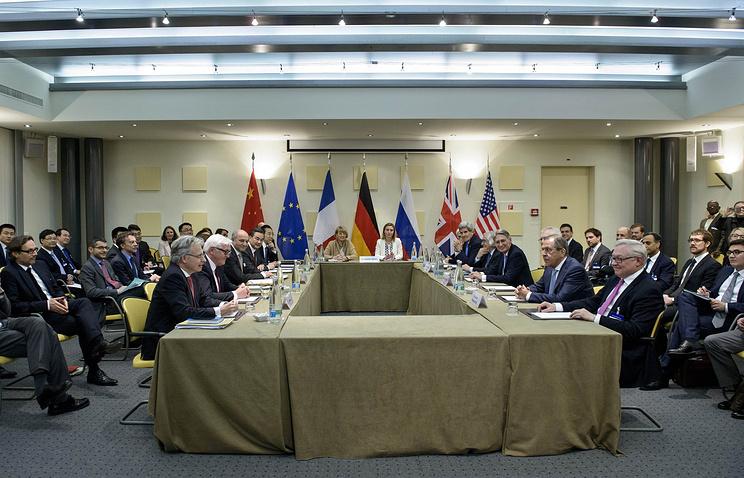 Переговоры по ядерной программе Ирана  в Лозанне