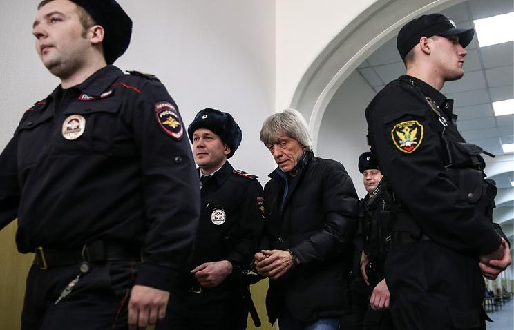 Экс-руководитель судебного департамента при Верховном суде России Вячеслав Липезин