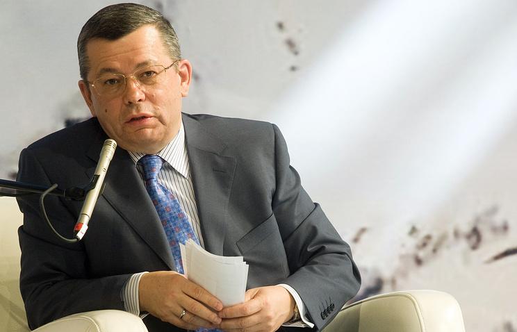 Заместитель председателя Банка России Георгий Лунтовский