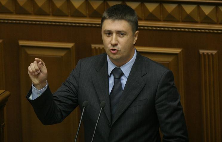 Министр культуры Украины Вячеслав Кириленко
