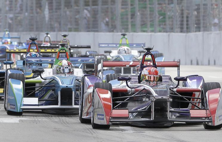 Этап чемпионата Формула Е в Майами, 14 марта 2015 года