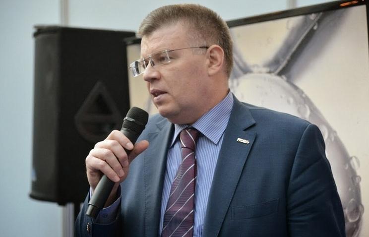 Исполнительный директор РУСАДА Никита Камаев
