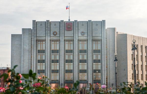 Здание Администрации Ленинградской области