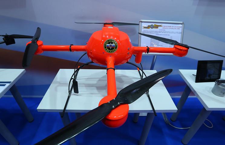 """Беспилотный летательный аппарат """"Гранад ВА - 1000"""""""