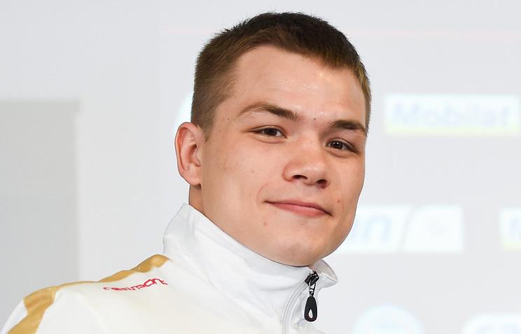 Федор Чудинов