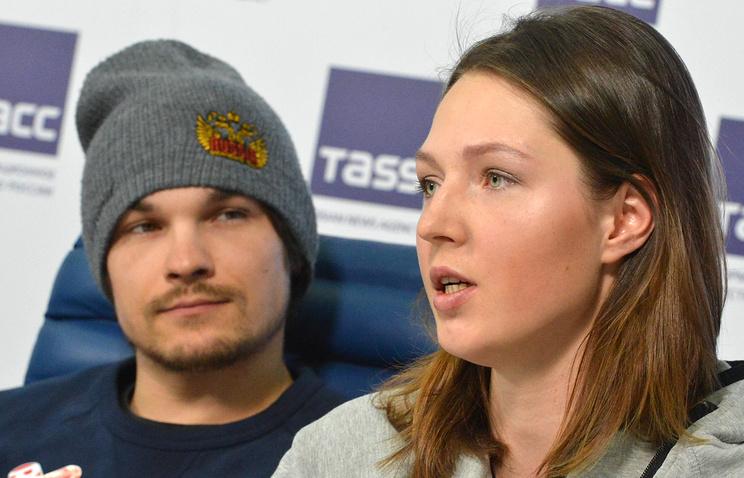 Вик Вайлд и Алена Заварзина