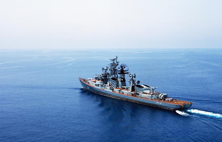 """Сторожевой корабль """"Ладный"""""""