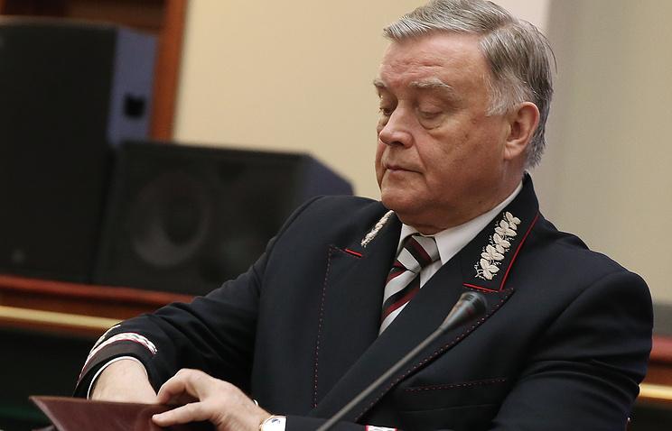 """Президент ОАО """"Российские железные дороги"""" Владимир Якунин"""