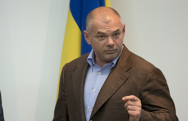Бывший губернатор Одесской области Игорь Палица