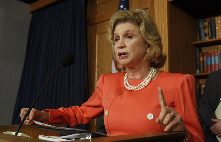 Член палаты представителей Конгресса Кэролайн Мэлони