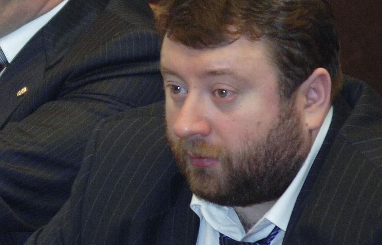Сергей Попельнюхов