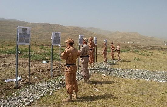 На 201 российской военной базе в Таджикистане