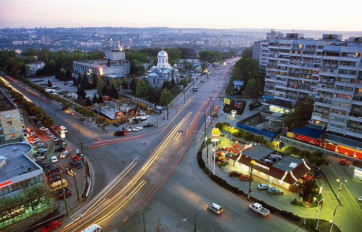 Молдавия, Кишинев