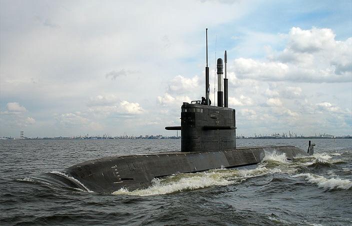 """Подводная лодка """"Амур-1650"""""""