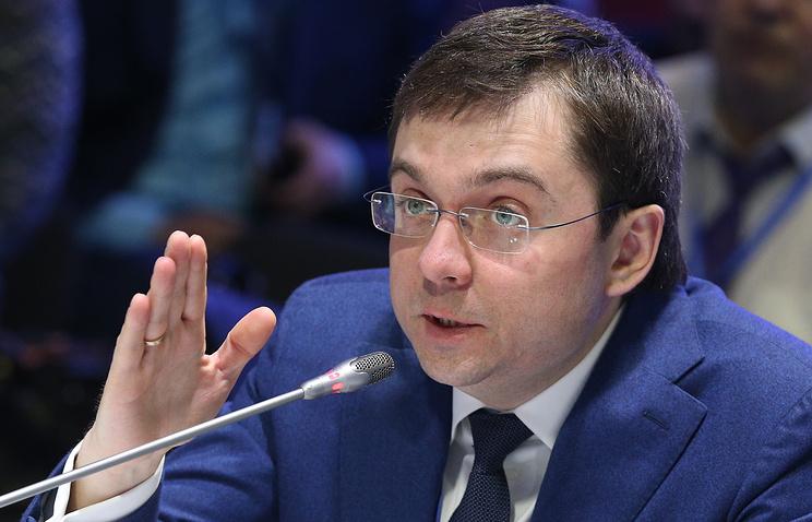 Заместитель министра строительства и ЖКХ РФ Андрей Чибис