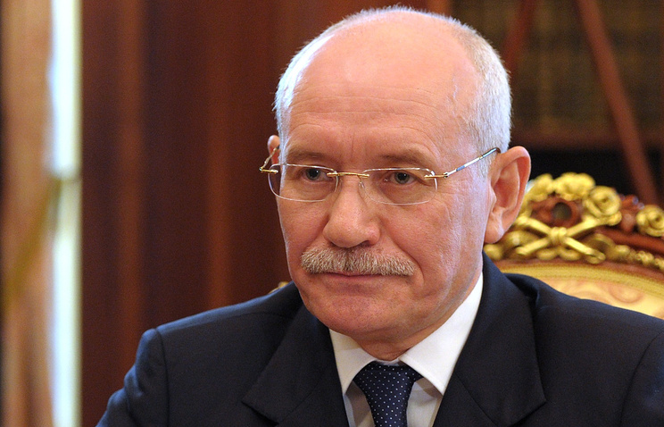 Глава Башкирии Рустэм Хамитов