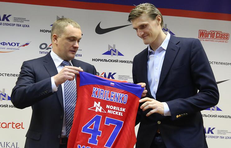 Андрей Ватутин и Андрей Кириленко (слева направо)