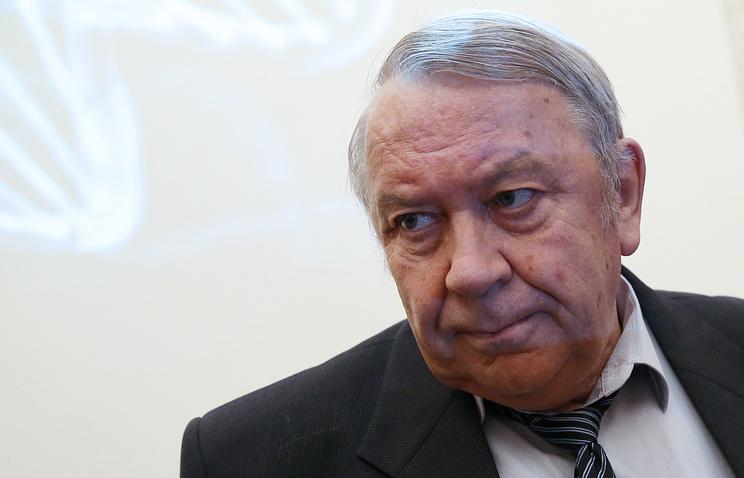 Президент РАН Владимир Фортов