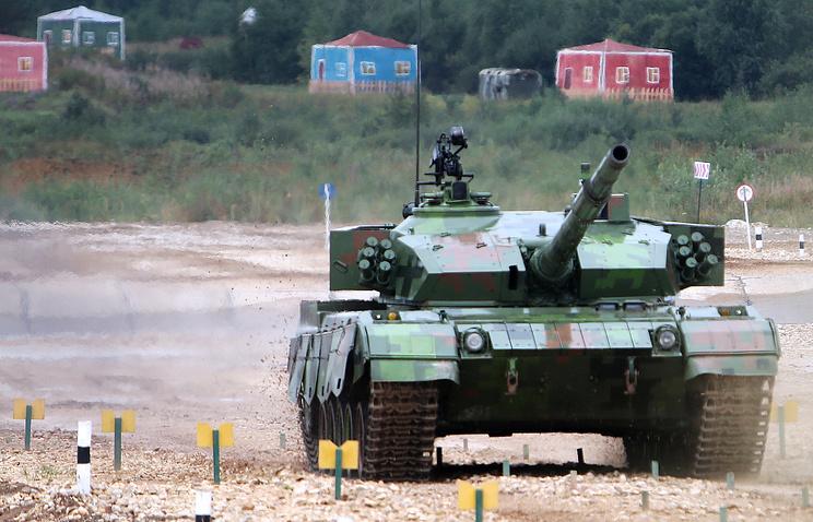 """ОБТ """"Тип-96А"""""""